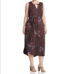 Lucky Brand Plus Size Halter Neck Dress size 1X